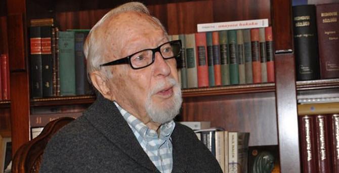 Duayen gazeteci Bedii Faik vefat etti