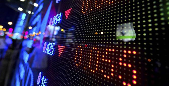 Borsa artıda, dolar düşerek güne başladı
