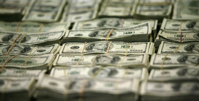 Dolar dalgalanmaya başladı