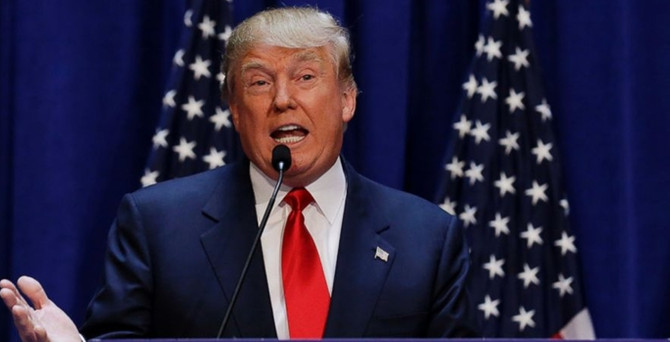 Trump: Müslümanlar ABD'ye alınmasın