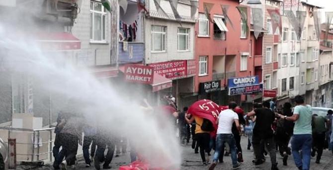 İstanbul'da Berkin Elvan anmasına müdahale