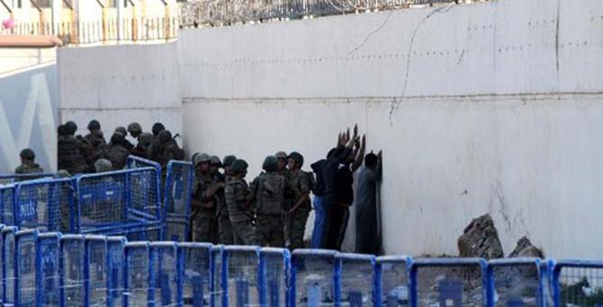 Türkiye'ye kaçan militanlar tutuklandı