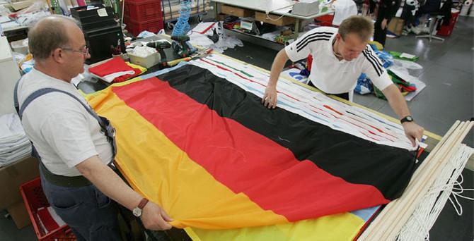 Alman iş dünyasının güveni arttı