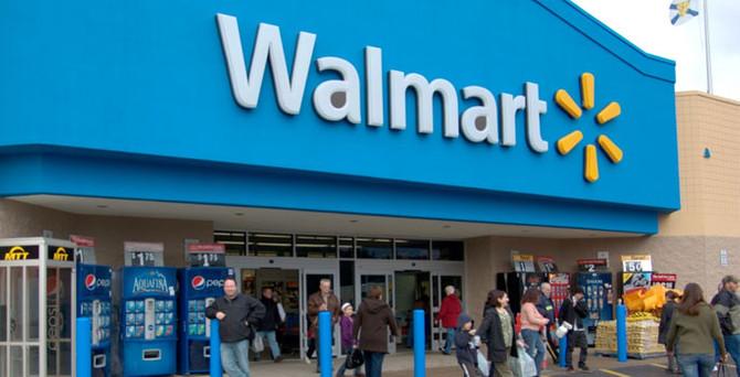 500 büyük bir Wal-Mart etmedi