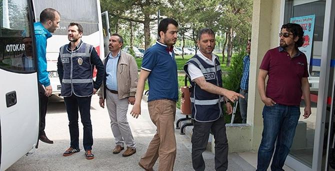 KPSS soruşturmasında 15 tutuklama