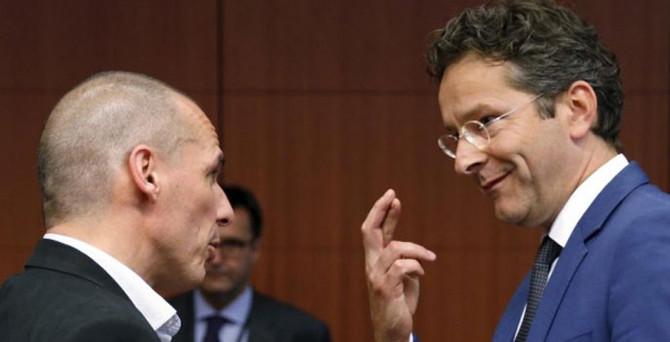 Eurogroup Yunanistan için toplanıyor