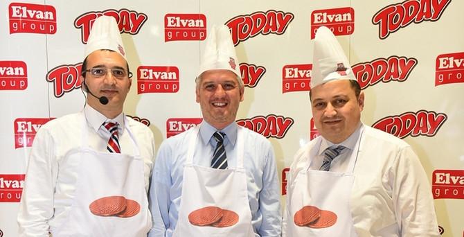 Elvan, Avrupa'da marka alıyor