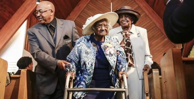 Dünyanın en yaşlı insanı 116 yaşında öldü