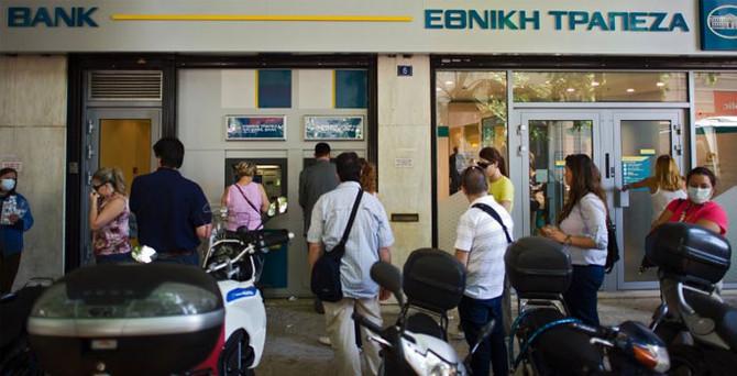 'Pazartesi bankalar açılmayabilir'