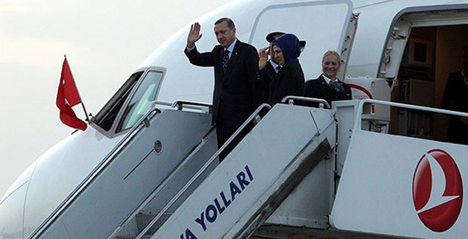 Cumhurbaşkanı Erdoğan Mardin'de