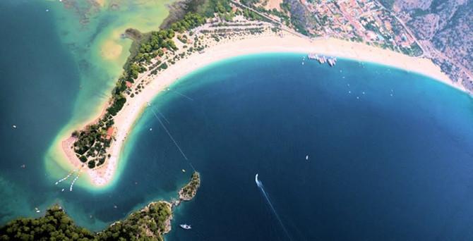 Türkiye temiz plaj cenneti
