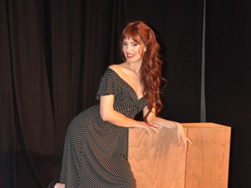 'Fosforlu' Tiyatrokare sahnesinde