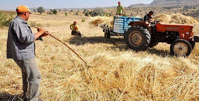 Çiftçi Kayıt Sistemi kaydında son bir hafta