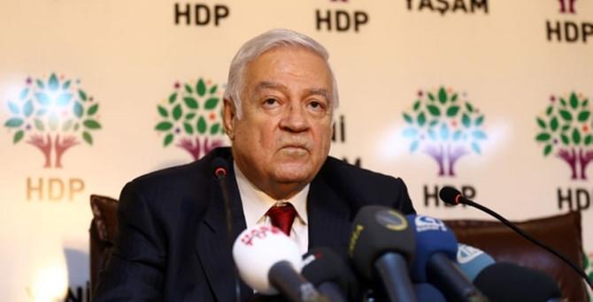 HDP Meclis Başkanı adayını açıkladı