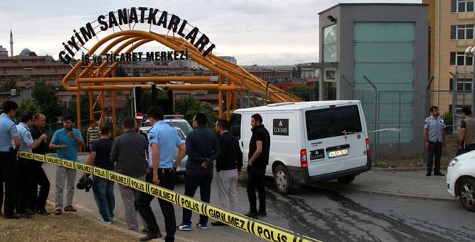 Başakşehir'de 1 milyon liralık soygun