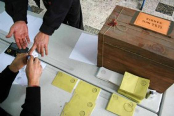 Seçime 18 parti katılıyor
