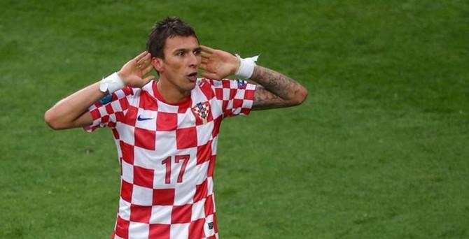 Mario Mandzukic Juventus'ta