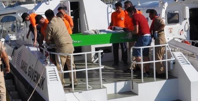 Bodrum'da tekne faciası: 6 kişi ölü