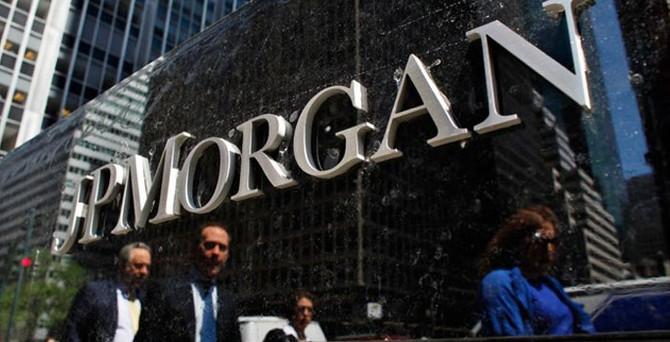 JP Morgan 6.3 milyar dolar  kâr etti