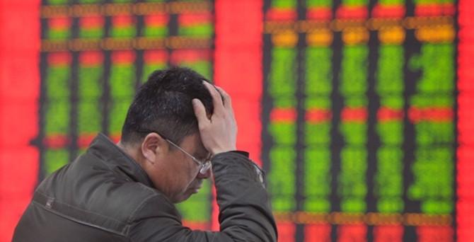 Çin'de 'borsa balonu patlıyor' endişesi