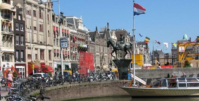 Hollanda'da sera gazına karşı önemli adım