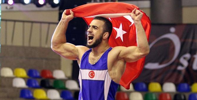 Türk güreşçi Avrupa şampiyonu