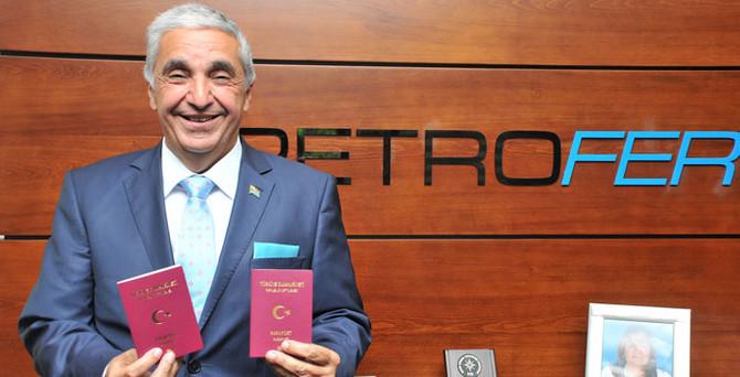 İş adamları çift pasaportla vize için zaman kaybını engelleyebilir