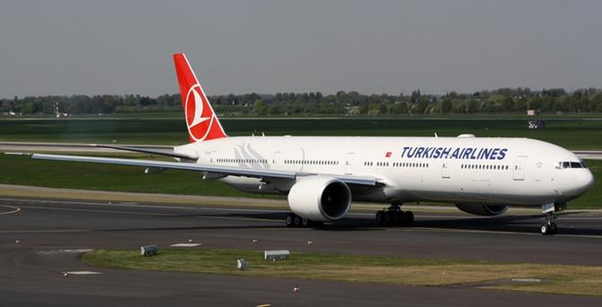 THY'den Çin yolcularına uyarı
