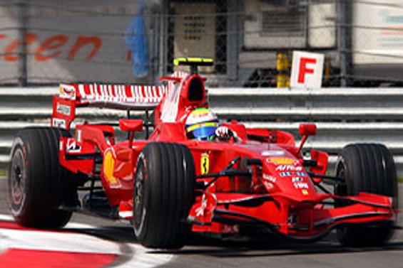 Formula 1'e kaza rötarı