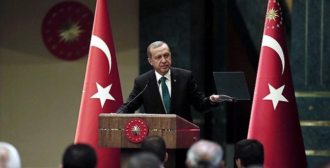 Erdoğan'dan 'Kobani' açıklaması