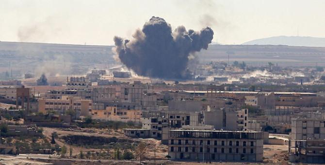 Kobani'de ölü sayısı 146'ya çıktı