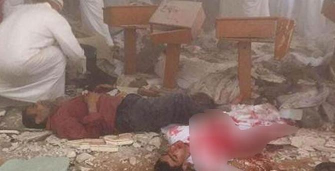 Camiye intihar saldırısı: 24 ölü