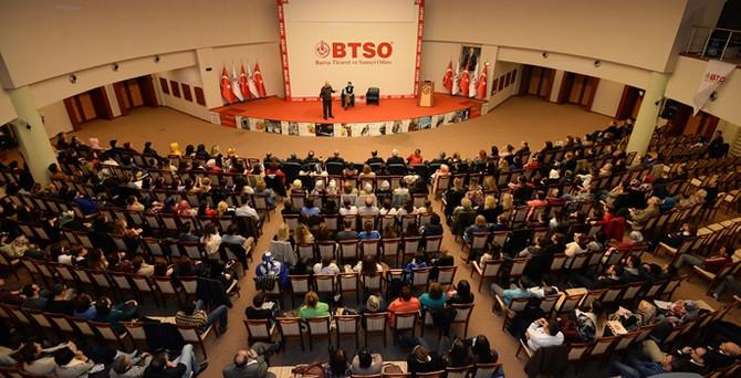 BTSO Akademi'ye bir yılda 6 bin 500 başvuru
