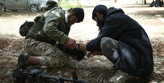 Muhalifler 7 IŞİD militanını öldürdü