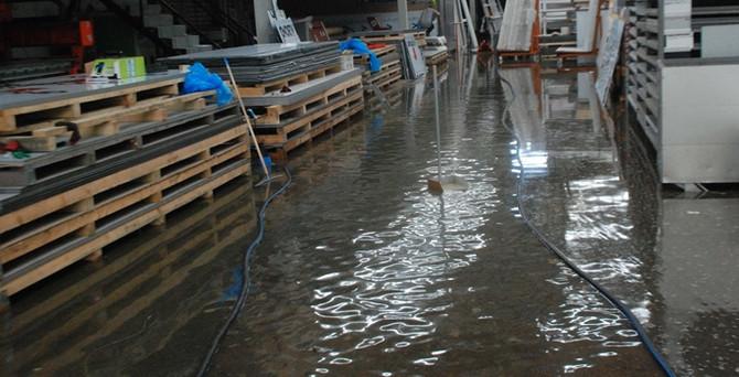 Doğu'da sel ve su baskını uyarısı