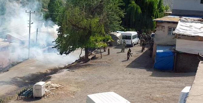 Şırnak'ta gerginlik: Yaralı ve gözaltılar var