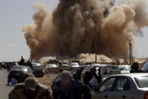 Libya, 'ateşkes' dedi