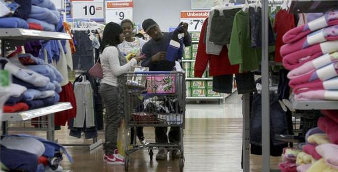 ABD'de perakende satışlar düştü