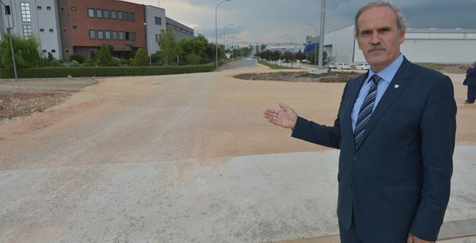 İzmir Yolu-Mudanya Yolu bağlantısında sona gelindi