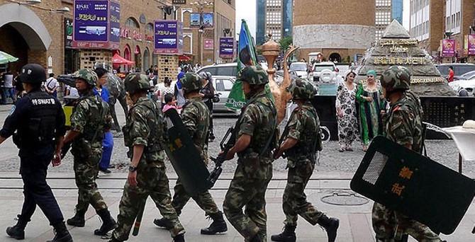 Çin'den Uygur bölgesi açıklaması