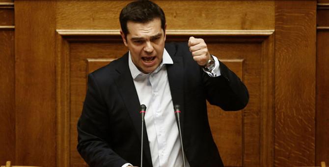 SYRIZA olağanüstü kongreye gidecek