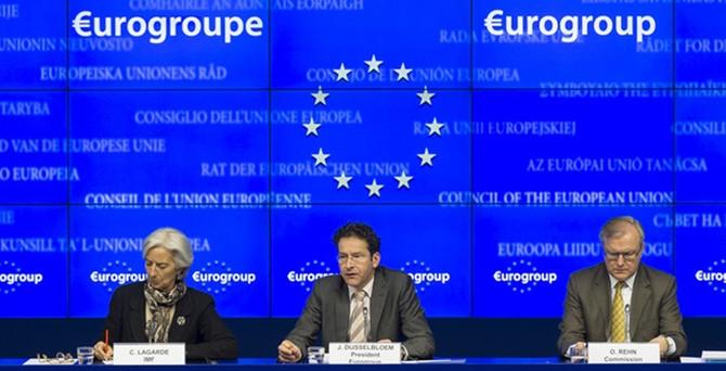 Euro Bölgesi Yunanistan kararını referandum sonrasına bıraktı