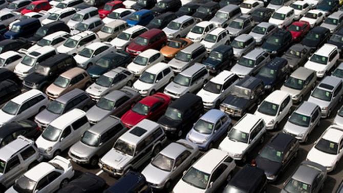 ABD'de araç satışları yüzde 3,9 arttı