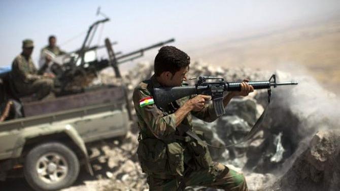 'ABD Kürtlere silah yollanmasını engelliyor'
