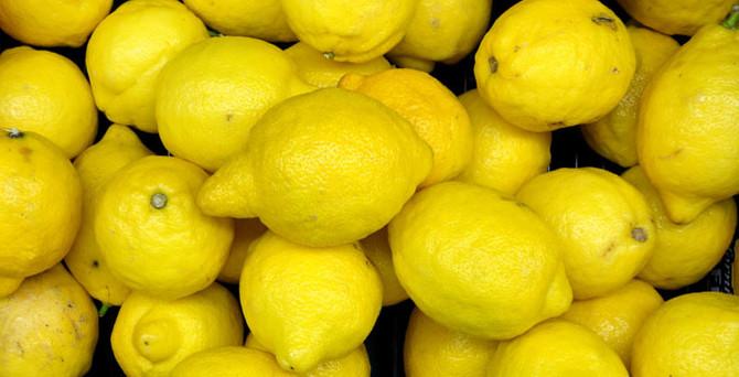 Limon altınla yarışıyor