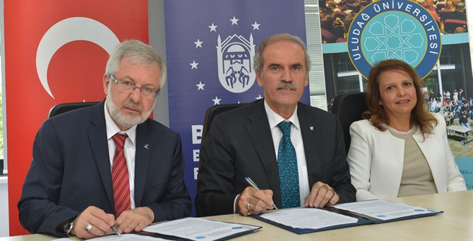 Bursa Büyükşehir Belediyesi'nden üniversiteye fakülte jesti
