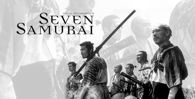 'Yedi Samuray'ın ikinci Amerikan uyarlaması