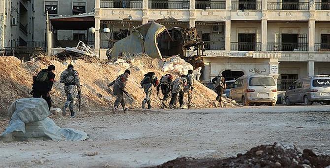 Esad'a karşı büyük ittifak