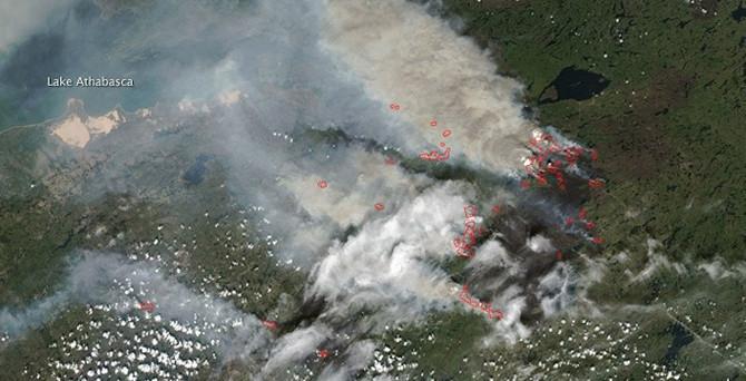 Orman yangınları 3 eyalete yayıldı