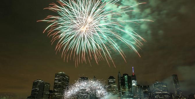 ABD, bağımsızlığının 239. yıl dönümünü kutladı